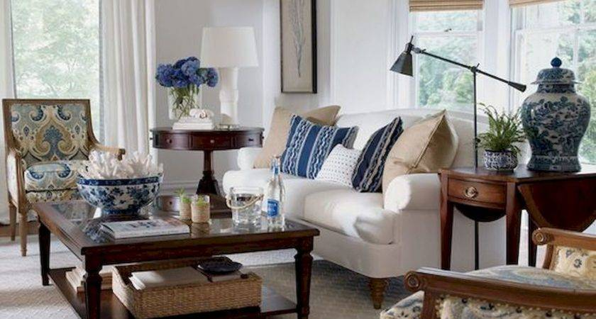 Cozy Coastal Living Room Decorating Ideas Crowdecor