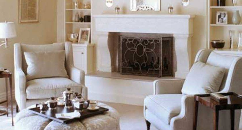 Cozy Living Room Designs Fireplace