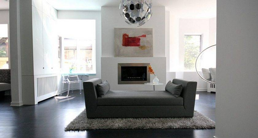 Cozy Modern Living Room Minimalist Furniture