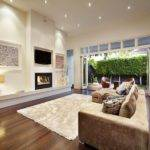 Cream Living Room Idea Real Australian Home