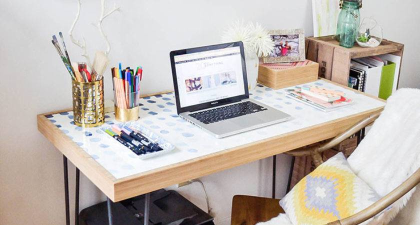 Create Home Office Tiny Apartment