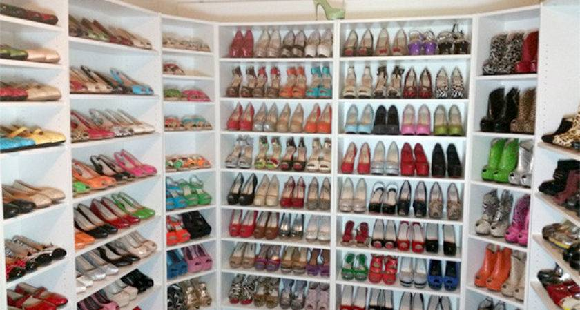 Create Your Own Dream Shoe Storage Space Envy Magazine