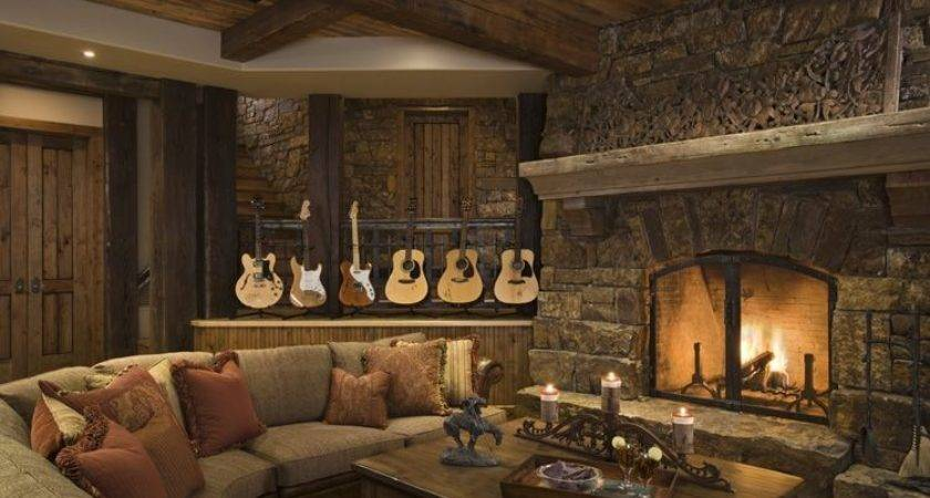 Creating Rustic Living Room Decor