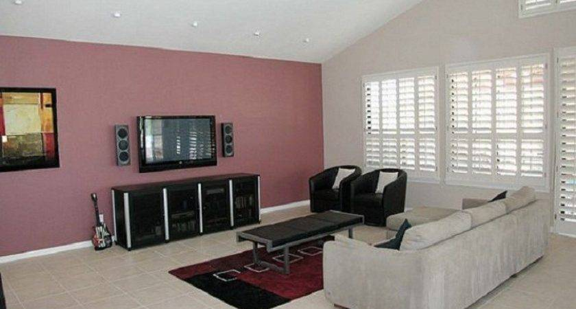 Creative Accent Walls Colors Combinations Painting