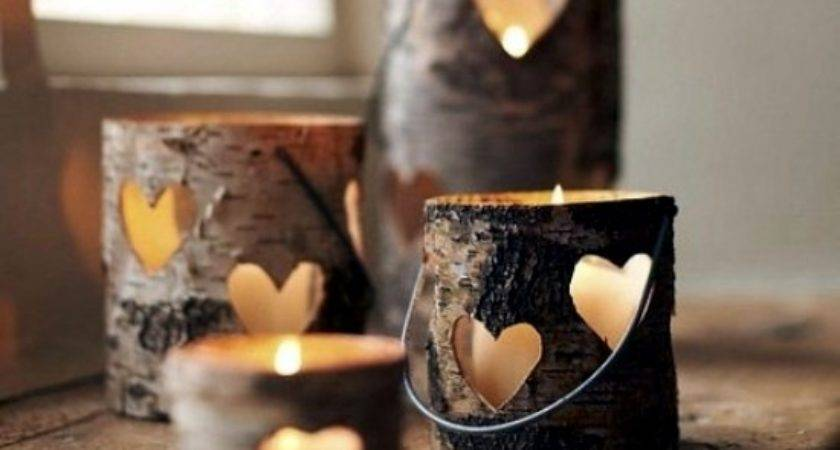 Creative Decorating Ideas Make Your Own Candle