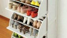 Creative Shoes Storage Ideas Hative