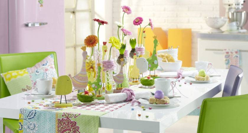 Creative Spring Decorations Welcome Festive Season