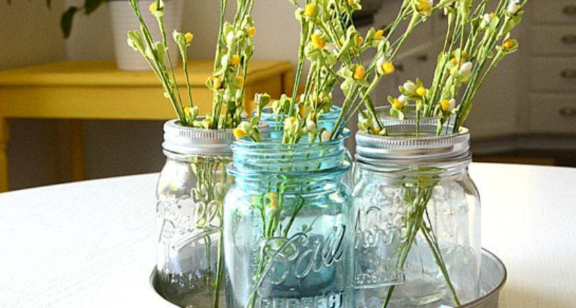 Creative Useful Diy Ideas Mason Jars Style