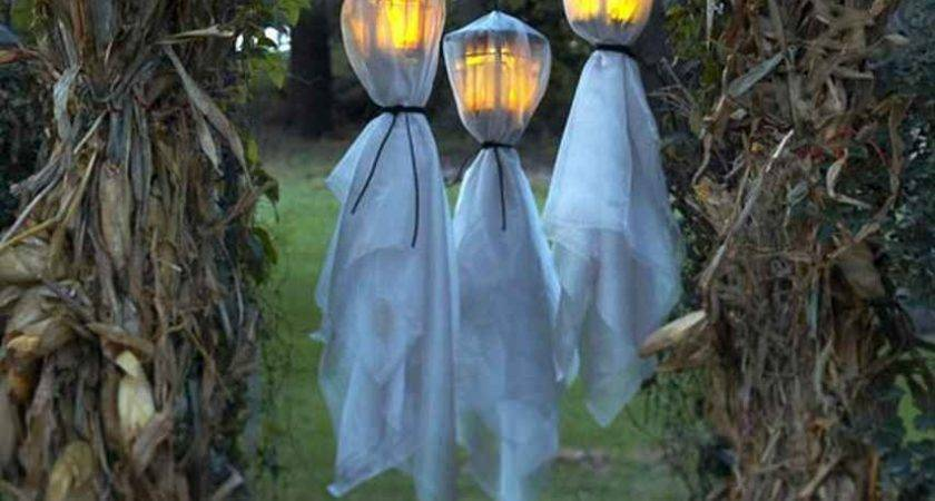 Creepy Outdoor Halloween Decoration Ideas