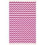 Croix Hacienda Purple White Chevron Area Rug Allmodern