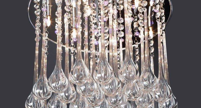 Crystal Orb Chandeliers Nucleus Home