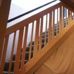 Custom Made Wooden Railings Bannisters Tree