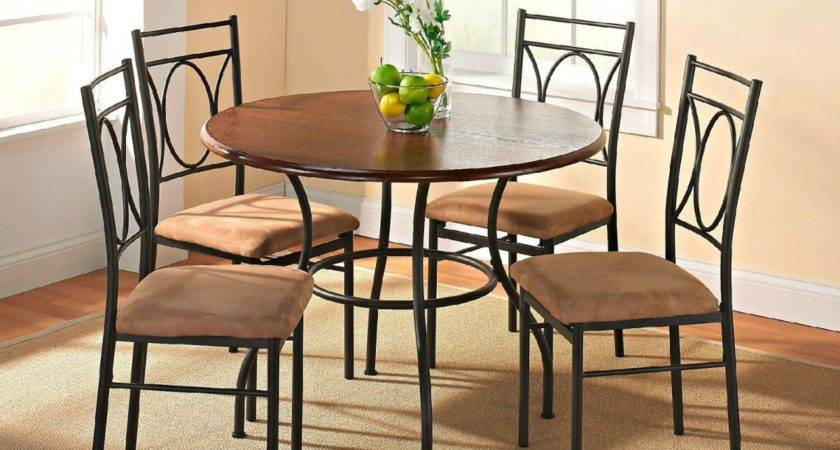 Cutest Flowery Smell Small Dining Room Sets