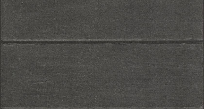 Dark Grey Slate Effect