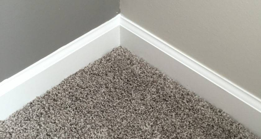 Dark Grey Stairs Carpet Supplied Fitted Out