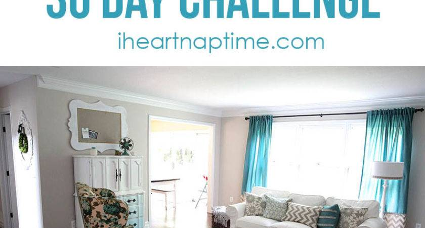 Day Living Room Makeover Heart Nap Time