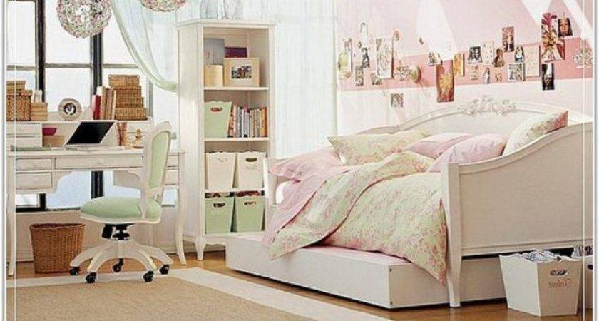Decor Teenage Girl Bedroom Home Decorating