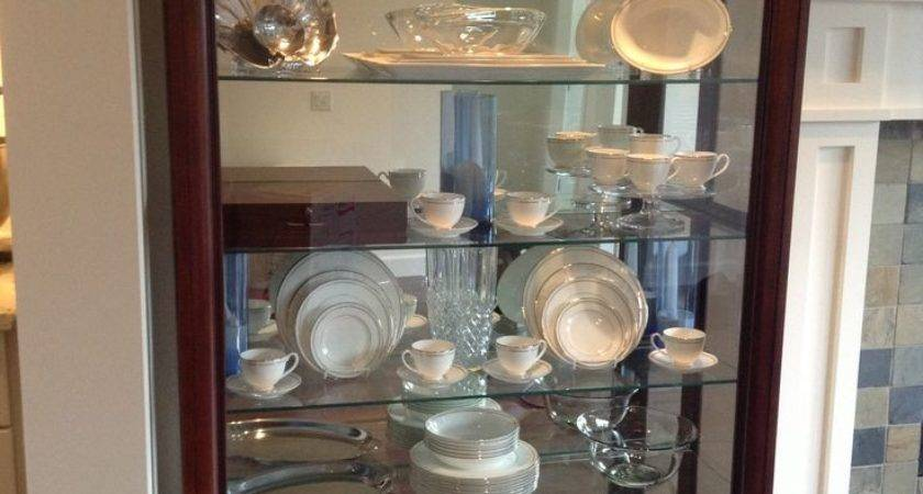 Decorate China Cabinet Information