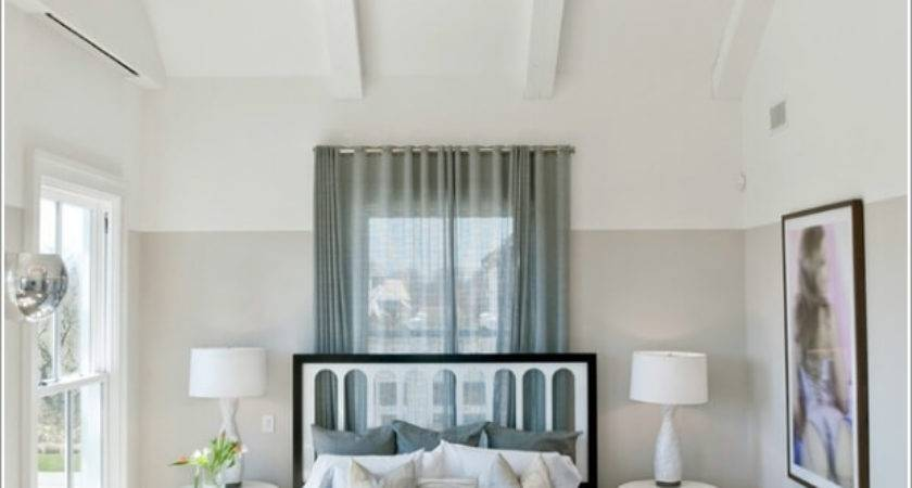 Decorate High Ceiling Bedroom Effectively