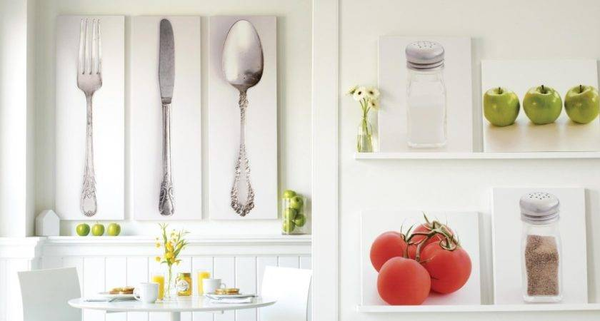 Decorate Large Kitchen Wall Theydesign