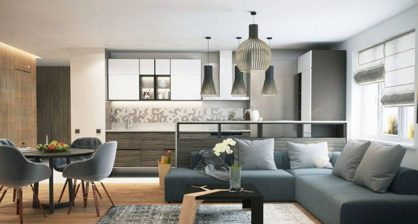 Decorate Living Room Apartment Home