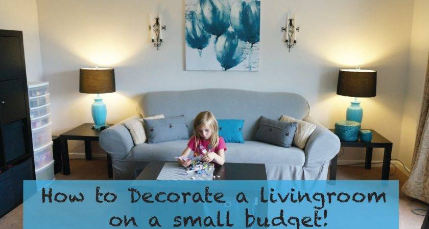 Decorate Living Room Really Small Budget