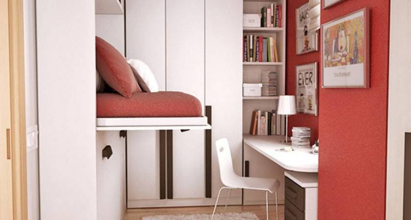 Decorate Small Bedroom Furniture House Design