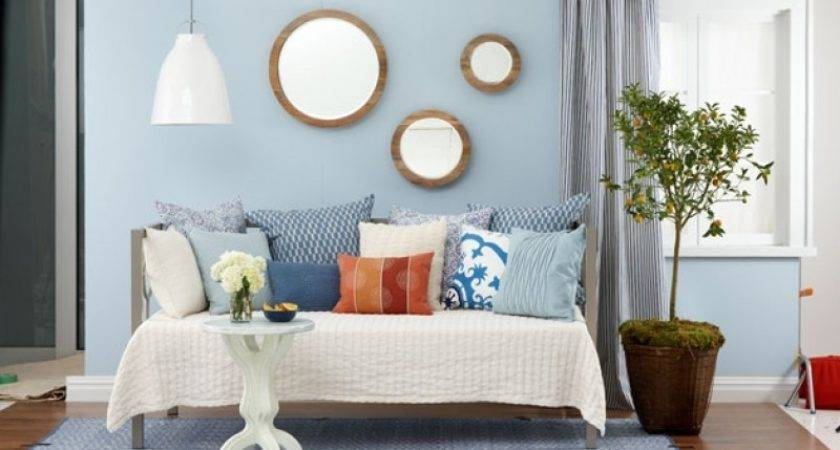 Decorate Small Space Daybed Womansday