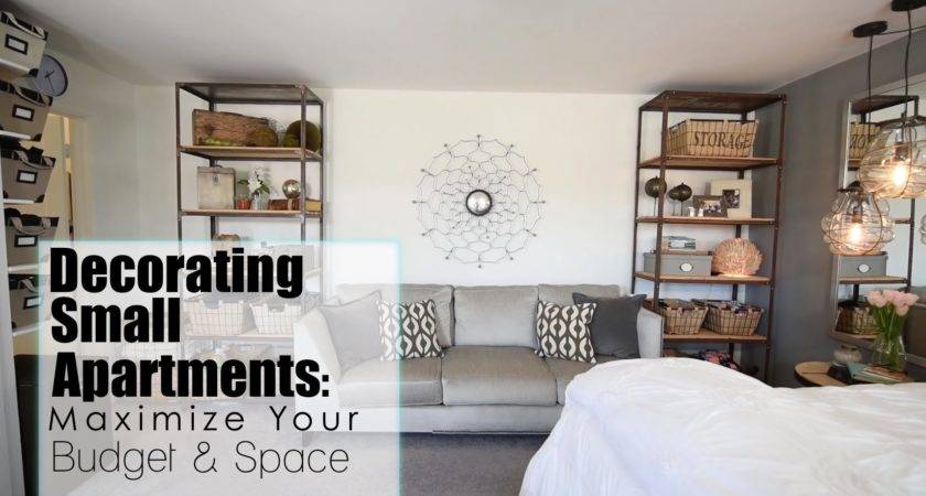 Decorate Small Spaces Budget Decorating Ideas