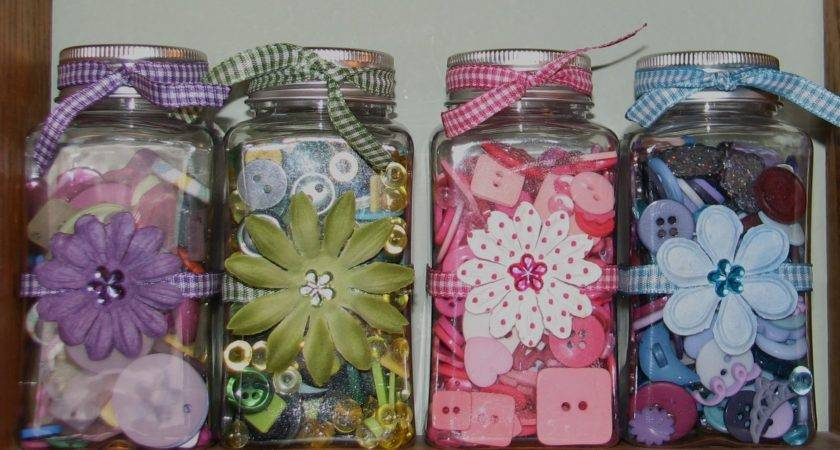 Decorate Those Jars Scrapbooking Blog