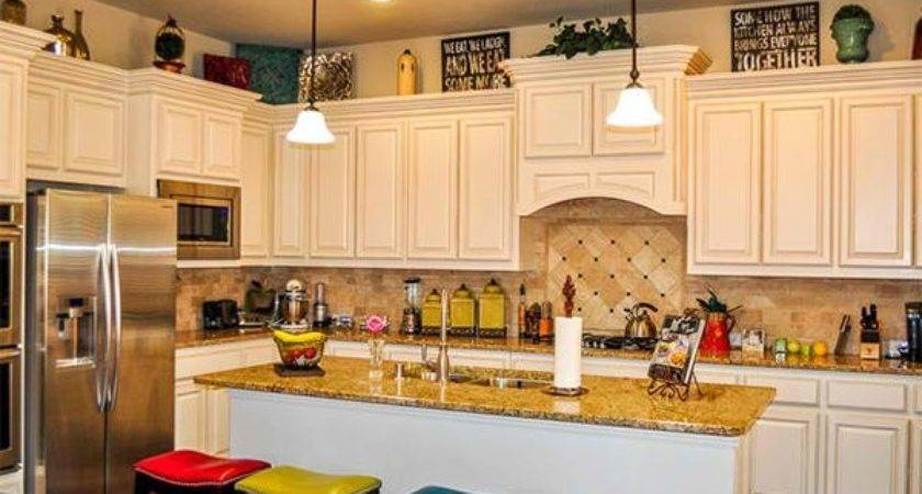 Decorate Top Kitchen Cabinets Home Design