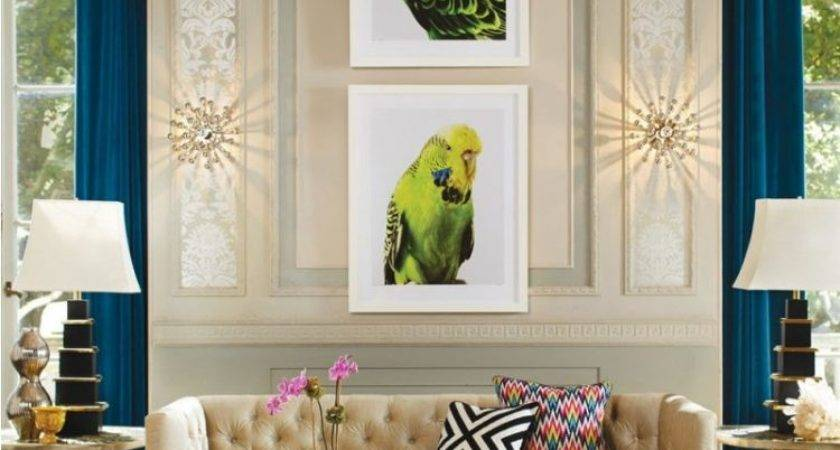Decorate Tropical Colors Home Decor Ideas