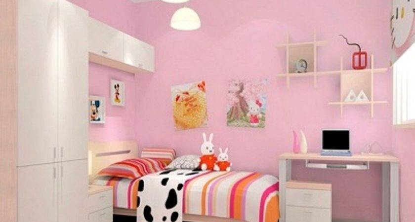 Decorate Using Pink Paint Colors Bedrooms Artenzo