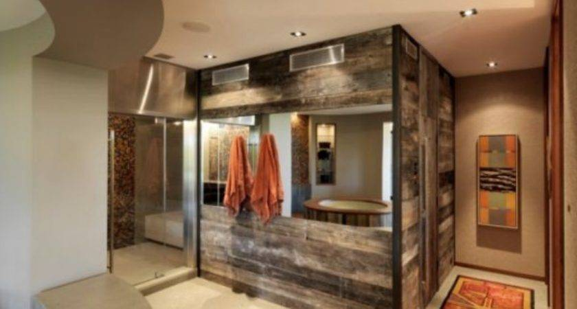 Decorate Using Reclaimed Wood