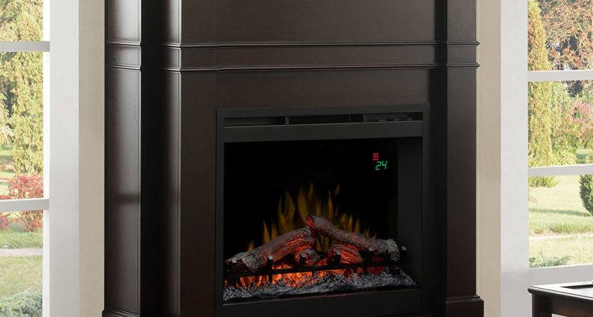 Decorate Using Small Electric Fireplace Home