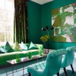 Decorating Green Ideal Home