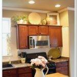 Decorating Ideas Above Kitchen Cabinets Room Design