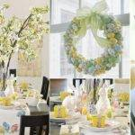 Decorating Ideas Easter Dining Table