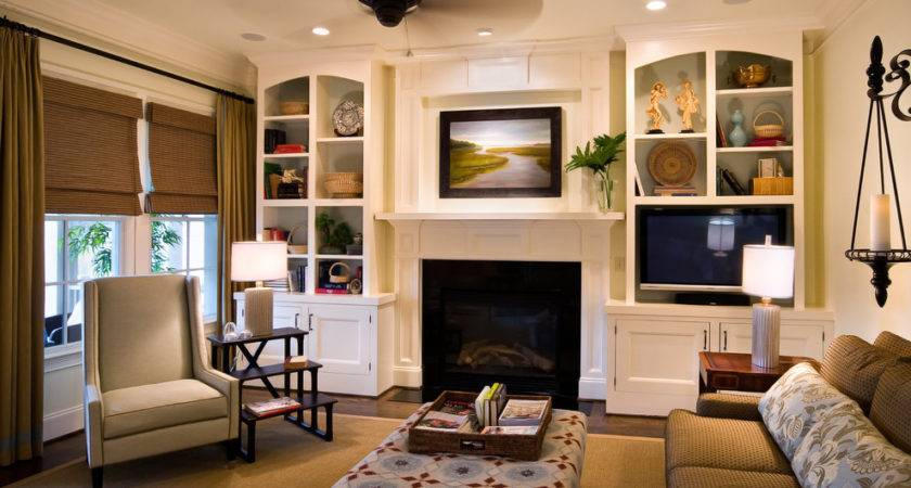 Decorating Ideas Great Room Living Traditional