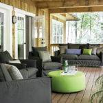 Decorating Ideas Green Living Rooms Grey