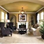 Decorating Large Formal Living Room