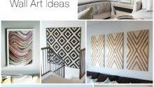 Decorating Large Walls Scale Wall Art Ideas