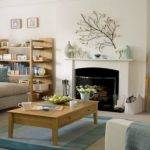 Decorating Living Room Fireplace Designs