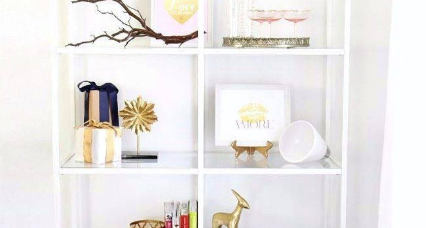 Decorating Shelves Dining Room Celebrations Home