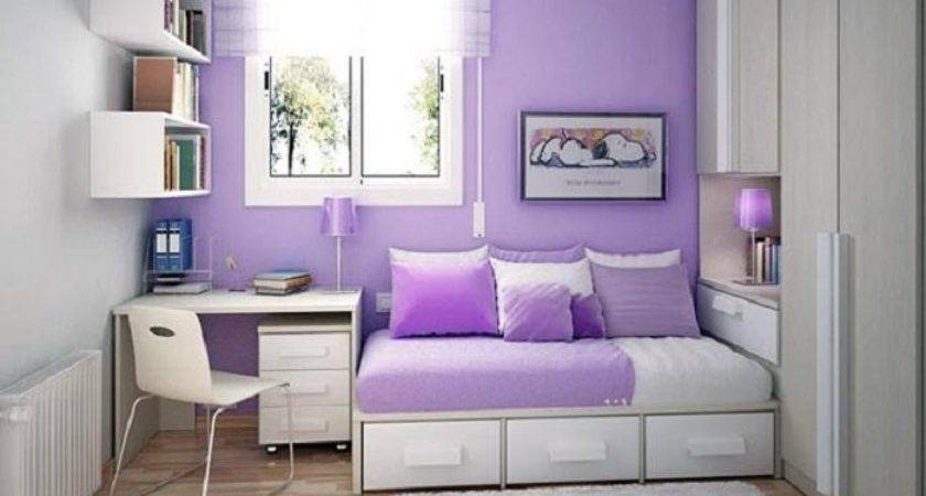 Decorating Small Bedrooms Girls Bedroom