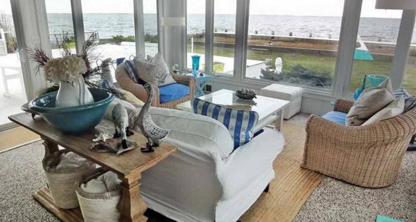 Decoration Beach Home Decorating Ideas House