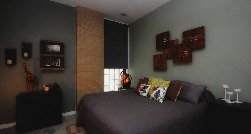 Decoration Home Mens Bedroom Wall