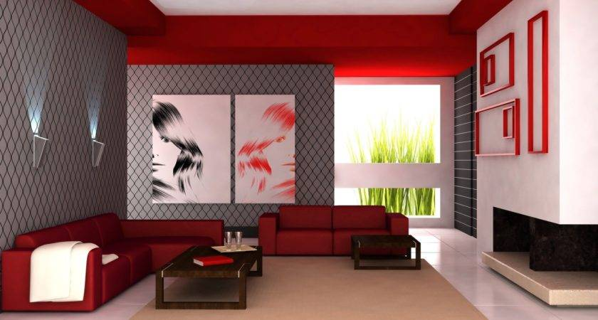Decoration Modern Room Contemporary