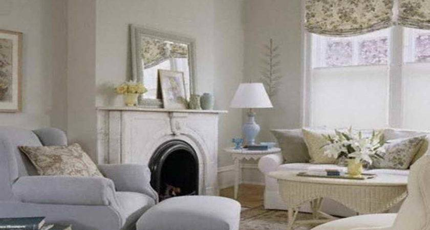 Decoration White Wall Cottage Style Decorating Ideas