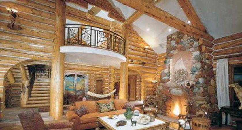 Decorations Log Cabin Room Decor Fancy